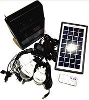 Портативная универсальная солнечная система GDLITE GD-8126 MS