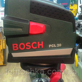 Нивилир лазерный BOSCH PKL 20