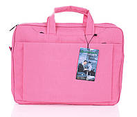 Сумка для ноутбука Pink розовая, фото 1