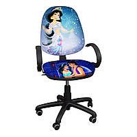 """Детское компьютерное кресло Поло """"Принцесса Жасмин-1"""""""