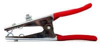 Клемма массы 500A красные ручки 25см