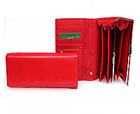 Вместительный женский кошелек из натуральной кожи Марко Коверна (Marco Coverna)