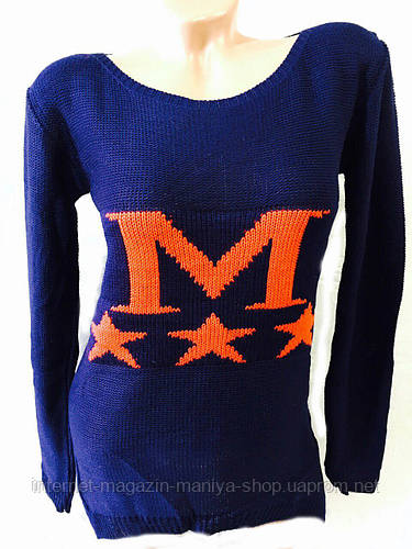 Женская туника-свитер Турция