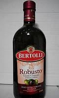 Масло оливковое Bertolli Robusto Extra Vergine 1000 мл