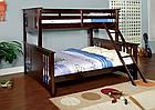 """Двухъярусная кровать """"Марсель"""" с широким спальным местом, фото 2"""