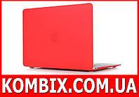 """Чехол для макбука Apple Macbook Air 13"""" Case (красный), фото 1"""