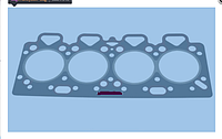 3681E021 Прокладка головки блока цилиндров