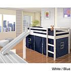 Двухъярусная кровать-чердак «Кайла» с горкой, фото 6