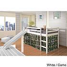 Двухъярусная кровать-чердак «Кайла» с горкой, фото 7