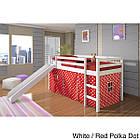 Двухъярусная кровать-чердак «Кайла» с горкой, фото 9