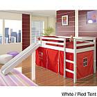 Двухъярусная кровать-чердак «Кайла» с горкой, фото 10