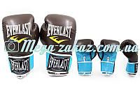 Перчатки боксерские PU Elast 5032 на липучке: 8- 12 унций oz (кожвинил)