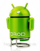 Портативный MP3 плеер FM/USB робот Android. Оригинальный Mini Speaker для меломанов!