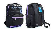 Рюкзак городской CONVERSE GA-371-2 (PL, р-р 43х30х13см, цвета в ассортименте)