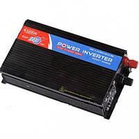 Инвертор автомобильный  RGP500W  24v - 220v (номинал 500 W до 1000 W в пике)  .  dr