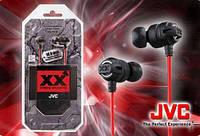 Наушники JVC Xtreme Xplosives HA-FX1X
