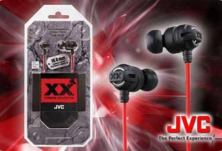 Навушники JVC Xtreme Xplosives HA-FX1X