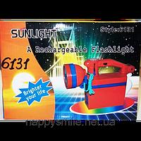 """Фонарь """"Sunlight"""" 6131 аккумуляторный"""