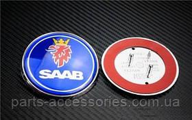 Saab 9-3 9-5 93 95 1999-2011 эмблема значок на капот новый