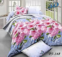 Комплект постельного белья Тет-А-Тет евро  PS-148