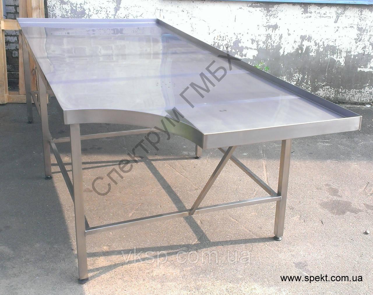 Вязальный стол для колбас 2890х1200х850