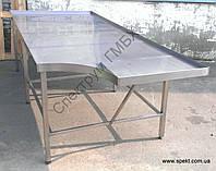 Вязальный стол для колбас 2890х1200х850 , фото 1