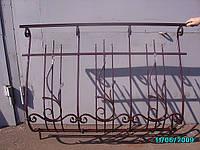 Кованые перила арт.кп 12, фото 1