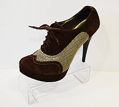 Туфли на шпильке Kluchini 4178 38 размер