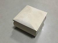 Шкатулка (заготовка) для декупажа, росписи 11x11см. Без фурнитуры.