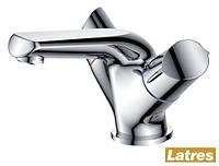 Смеситель для умывальника Latres Lorenzo 001