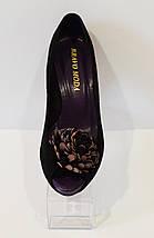 Туфли замшевые Bravo Moda 484 37 размер, фото 2