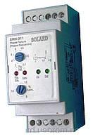 Реле контроля фаз и напряжения SRN-311 3p+N с регулировкой Solard