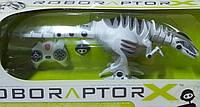 Большой Интерактивный Робот Динозавр Робораптор Х Roboraptor X Dinosaur Robot