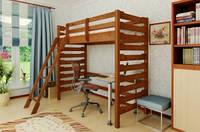 Кровать-чердак Троя-2 90х200
