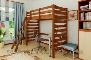 Кровать-чердак Троя-2 90х200 - Метр квадратний в Умани