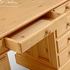"""Письменный стол """"Farmhouse """" с двумя тумбами, фото 2"""