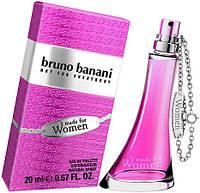 Bruno Banani  Made For Women 60ml (tester) женская туалетная вода  (оригинал)