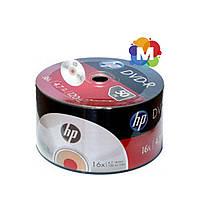 Диски Hewlett-Packard (НР) DVD-R 16x Shrink 50