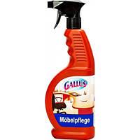 Спрей для чистки и полировки мебели Gallus Mobelpflege 650 мл