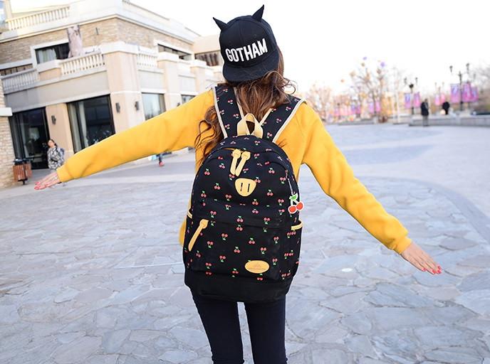 Рюкзак женский школьный рюкзак туристический 40 лет