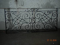 Кованые перила арт.кп 13