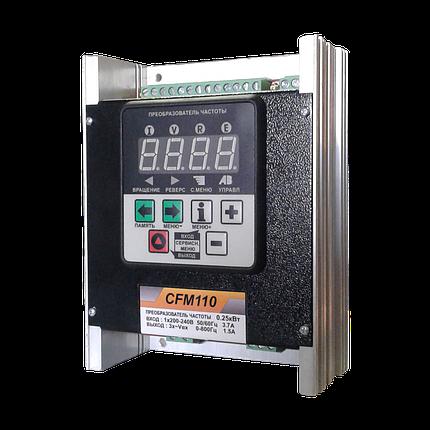Преобразователи частоты CFM110 0.2кВт, фото 2