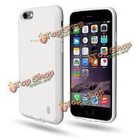 Romoss банк резервного питания 2800мАh батареи ударопрочный защитный чехол для iPhone 6 Plus 6s плюс