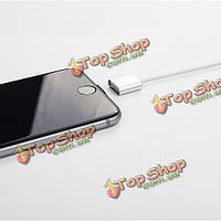 Оснастке магнитный USB зарядное устройство данных головки кабель адаптера для iPhone 5 5s 6s SE Plus iPad