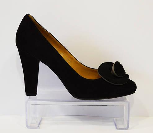 Туфли женские с разой Magnori, фото 2