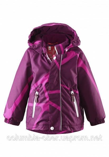 Зимняя куртка для девочек Reima Seurue 511214B-4909. Размеры 86 и 98.