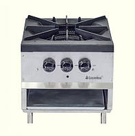 Плита газовая 1-конфорочная трехконтурная CustomHeat G48