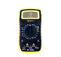 Мультиметр DT-838L (тестер)