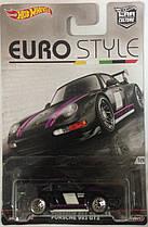Hot Wheels Euro Style модель Porsche 993 GT2