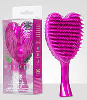 Расческа-ангел TANGLE CHERUB Fab Fuchsia (15 см) Great Britain